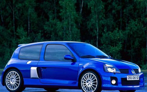 Renault Clio. You can download this image in resolution 1280x960 having visited our website. Вы можете скачать данное изображение в разрешении 1280x960 c нашего сайта.