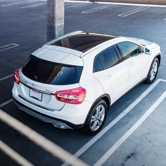 New Obsession Mercedes Benz Gla 259 I Ll Take It In White With Peanut Butter Interior Mercedes Benz Gla Mercedes Benz Benz