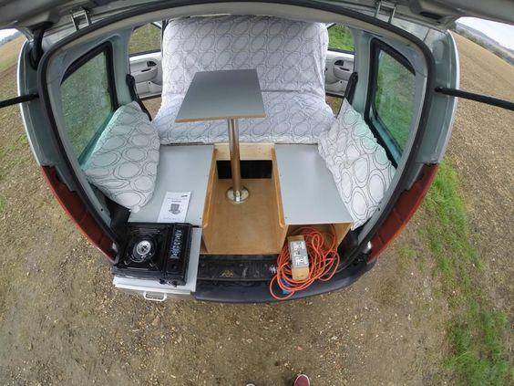 kangoo camper pesquisa do google campervans pinterest google campers and search. Black Bedroom Furniture Sets. Home Design Ideas