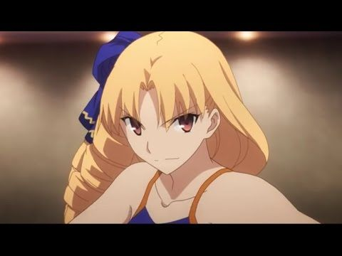 Tohsaka vs. Luvia - Epic Fight Scene - Fate/Stay Night 2015
