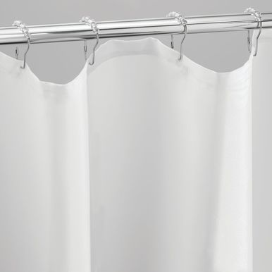 X Wide Fabric Shower Curtain Liner Rings 108 X 72 White Fabric Shower Curtains Fancy Shower Curtains Shower Curtain Hooks