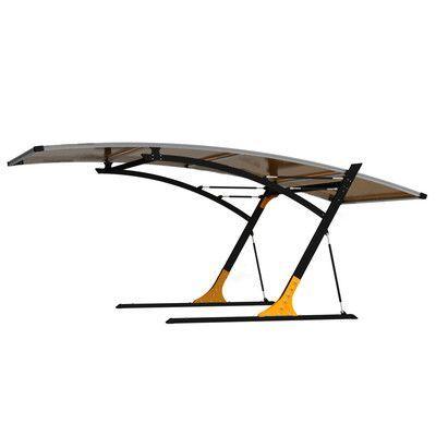 Abolos 19.7 Ft. W x 19.7 Ft. D Canopy Color: