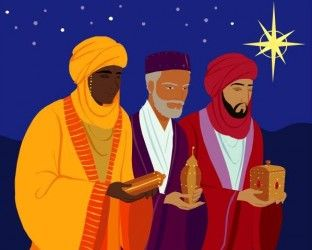 No Dia de Reis, aprenda simpatia para receber proteção dos Reis Magos Os três Reis Magos