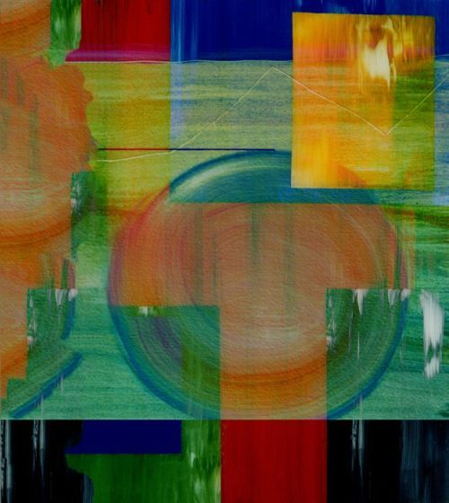 Colourful Abstract from $27.99 | www.wallartprints.com.au #AbstractArt