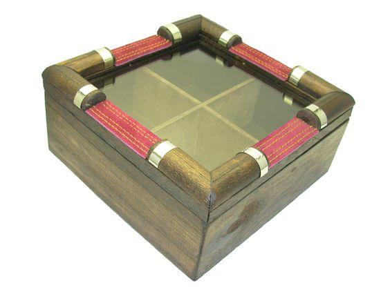 Cajas de Té | Cajas de Alpaca
