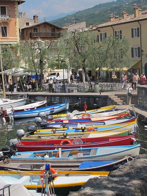 Torri Del Benaco, Lake Garda Italy