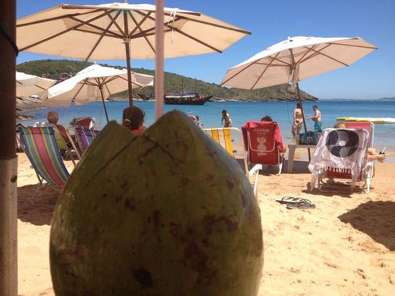 Praia João Fernandinho - Búzios    ♪ ♪   #buzios #brazil GB  http://www.pinterest.com/gigibrazil/boards/