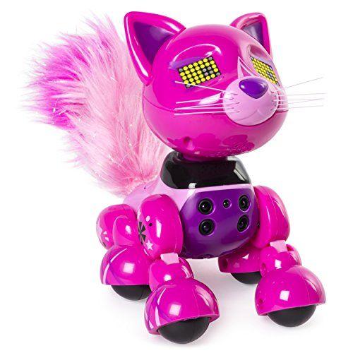 Zoomer Meowzies Runway Interactive Kitten With Lights Https