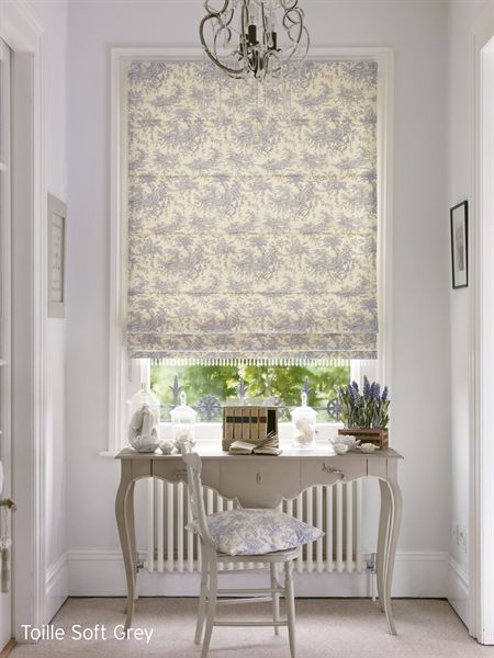 Bedrooms Window Treatments And Toile On Pinterest