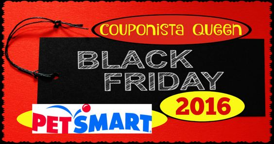 Check out this Black Friday ad from #PetSmart and plan your attack with CouponistaQueen.com #BlackFridayAdScan #BlackFridayDeals #BlackFriday