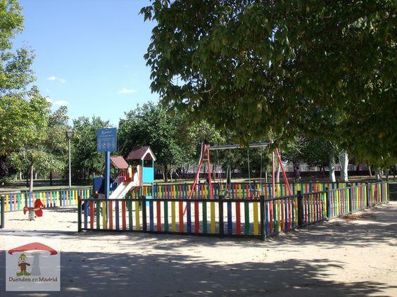 Parque de Las Cruces, Av.Poblados