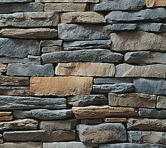 Southern Ledgestone - Fog   Cultured Stone by Boral ...