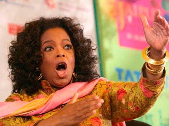 Oprah es la mejor pagada del mundo de los famosos: Forbes