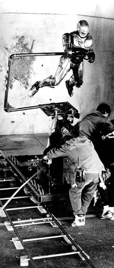Robocop behind the scenes, 1987-1993 | Retronaut