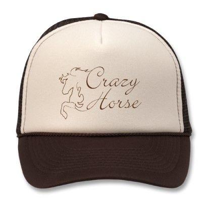 Crazy Horse Hat
