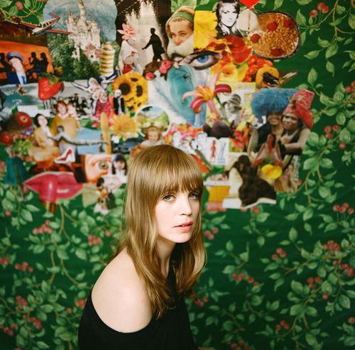 wall collage - Ingrid Olava by Autumn de Wilde