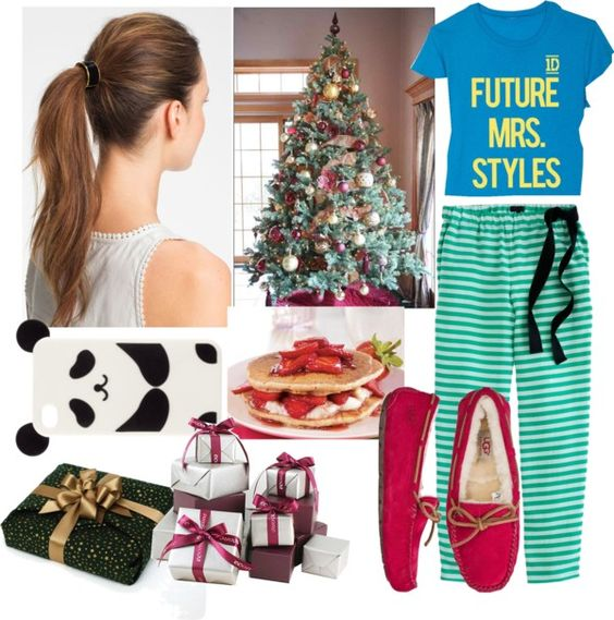 """""""christmas"""" by beatriz-andrino ❤ liked on Polyvore"""