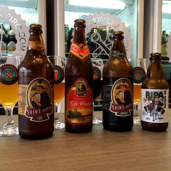 Episódio 118 - 4 Cervejas da Saint Bier #cerveja #degustacao #beer #tasting