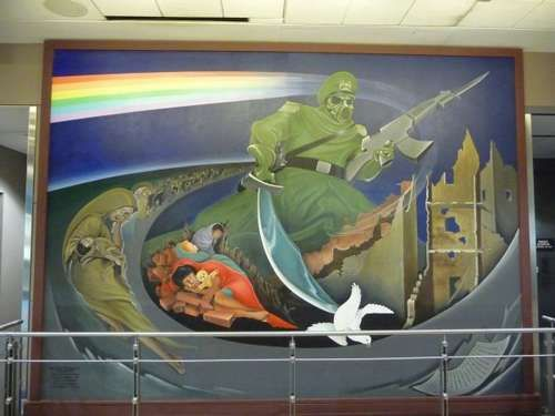 Unheimliche Orte – Denver International Airport