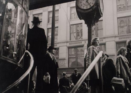 Philadelphia, 1938 Arnold Newman