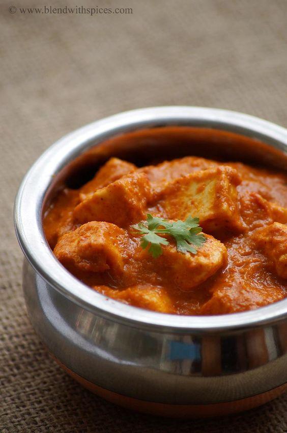 Shahi Paneer Recipe - How to make Shahi Paneer Recipe ...