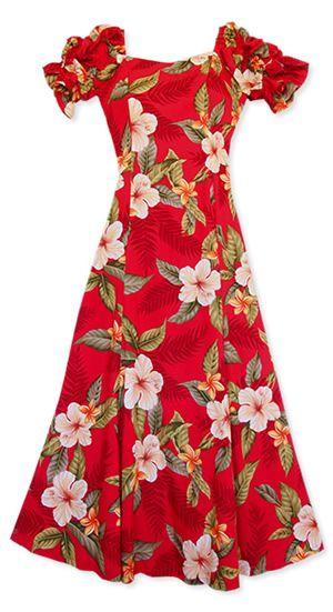 Ruffle sleeve lace ruffle and hawaiian dresses on pinterest for Hawaiian wedding dresses with sleeves
