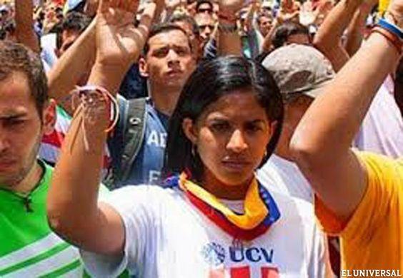 """Movimiento Estudiantil UCV inicia el proyecto """"Firmas por la Libertad"""""""