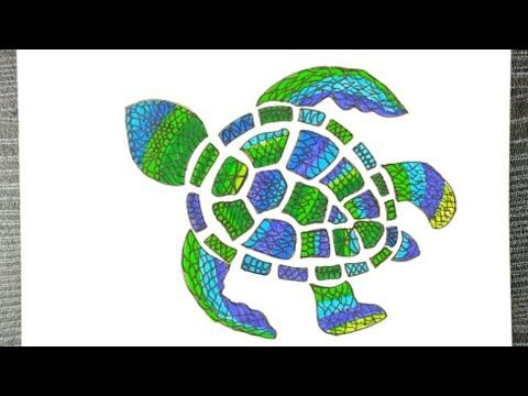 Doodle Art Turtle How To Draw Turtle Step By Step Doodle Art For Beginners Youtube Turtle Drawing Doodle Art For Beginners Doodle Art