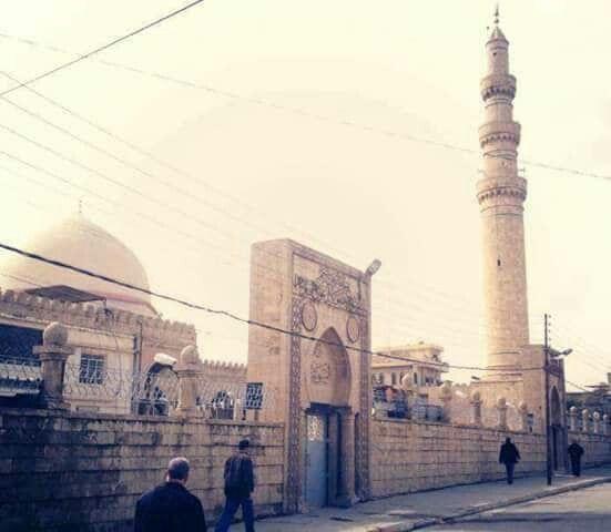 جامع النبي شيت عليه السلام Old City City World