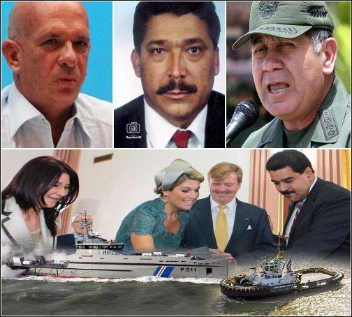 EEUU: Carvajal envío de 5.6 toneladas de cocaína a México http://goo.gl/FQhX62 Se multiplican cargos en su contra.