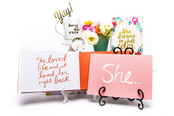"""Isn't She Lovely"" - Mothers Day Gift Box"