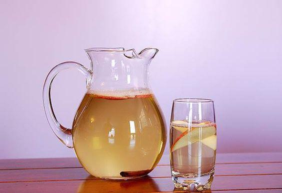Água de maçã e canela para reduzir peso e cintura | Baú das Receitas