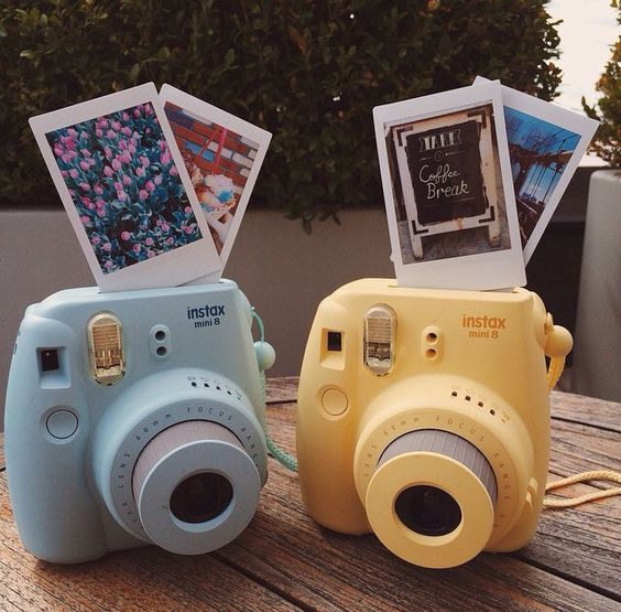 polaroid camera | ☼ ☾Pinterest: tbhjessica | Adventure ...