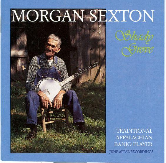 Morgan Sexton - Shady Grove