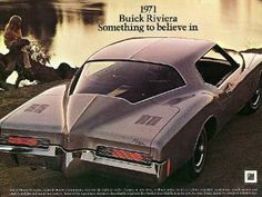 buick boat tail riviera ads - Google Search