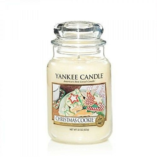 27 99 Yankee Candle Company Christmas Cookie Large Jar Candle New Free Shipping 30off Homedecor In 2020 Yankee Candle Christmas Yankee Candle Yankee Candle Scents