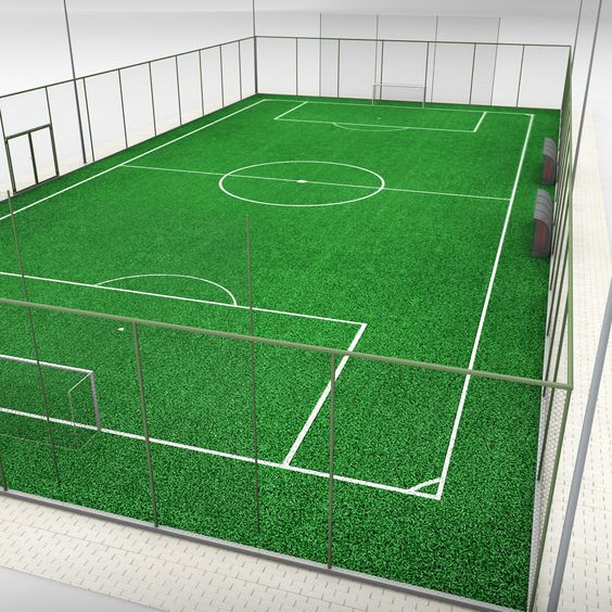 Jasa Kontraktor Futsal