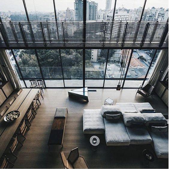 Stylish Loft Home Decor