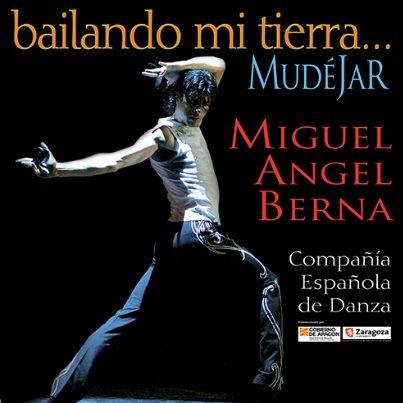 Bailando con Miguel Angel Berna