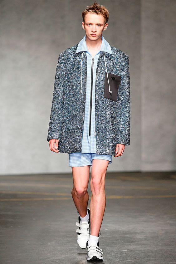 Xander Zhou Spring/Summer 2015