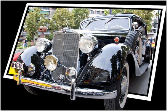 Mercedes Benz (1936)...