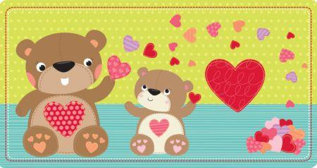 Bears & Hearts