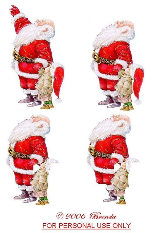 Making A Christmas Card