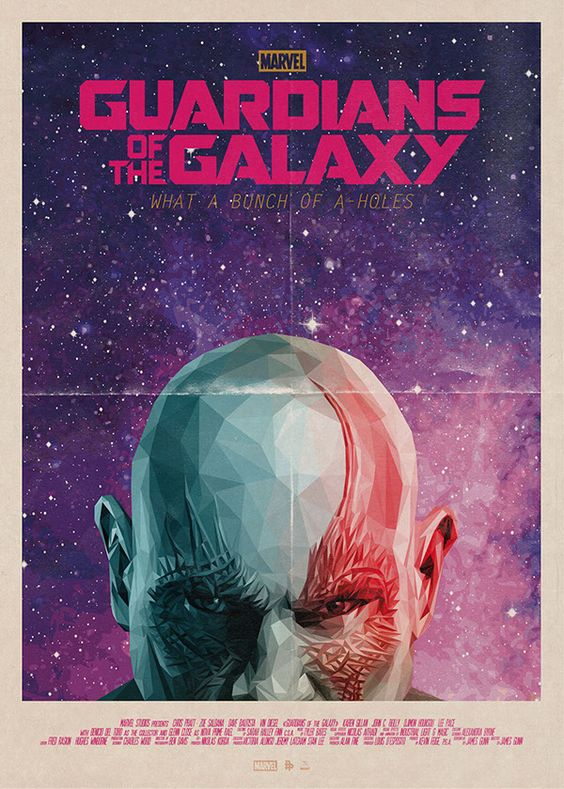 Guardians of the Galaxy is by far one of the most successful Marvel movies ever made, As of August 6, 2014, Guardians of the Galaxy has earned $118 million in North America and $66.4 million in other countries for a worldwide total of $184.4 million. The Marvel movie has inspired many artists to create impressive Guardians of the Galaxy Fan Art.