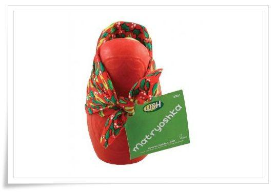Lush Matryoshka Gift Set