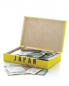 Travel-Keepsake Kits- Gorgeous way to travel memories
