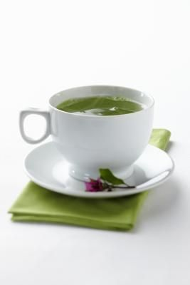 You can reuse green tea bags five or six times, but the amount of catechins will decrease slightly with each brewing