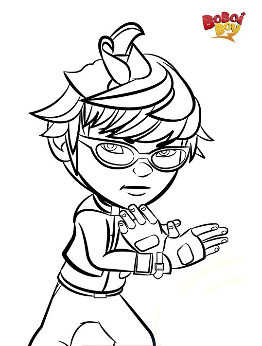 12 Printable Boboiboy Coloring Pages For Kids Coloring Pages Coloring Pages To Print Cartoon Coloring Pages Coloring Pages