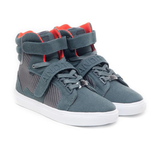 AH by Android Homme, Propulsion Hi Gray | Android Homme |