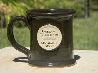 Oregon Wild Hair Moustache Mugs - Welcome to the home of the world's best moustache wax